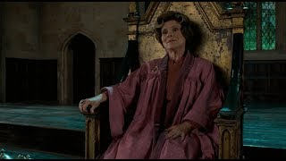 Hogwarts exams with Professor Umbridge | Harry Potter 5 and the Order of the Phoenix 2007 HD