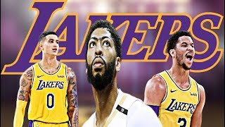 Stephen A.Smith Says If Lakers Trade For Anthony Davis Only Kuzma & Hart Should Be ″UNTOUCHABLE″