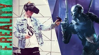 FReality Podcast - E3 VR Games Hands On, HTC Vive Cosmos & Oculus Quest Store Rejections - Ep.93