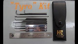 (1135) Review: HPCs ″Tyro″ Pick Kit