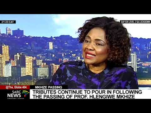 Hlengiwe Mkhize I Tributes continue to pour in for the Deputy Minister