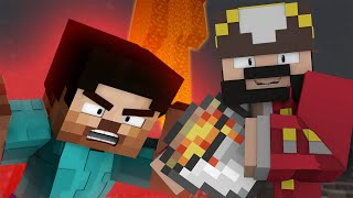 GRIEFING A LOBBY OF SQUEAKERS IN MINECRAFT (Minecraft Trolling)