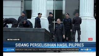 TNI-Polri Siaga di Gedung MK