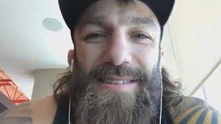 UFC 226's Michael Chiesa talks Anthony Pettis, Conor McGregor Fans & FOX Sports Gig