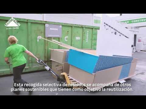 Gestión de Residuos en Leroy Merlin España - LEROY MERLIN