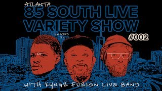 D.C. Young Fly & Karlous Miller 85 South Live Variety Show with Chico Bean, B. Simone & Bone Crusher