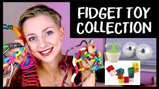 FIDGET TOY COLLECTION! 🖐🏻🔗🤹‍♀️