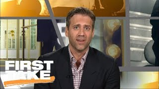 Max Kellerman Reacts To Phil Jackson Leaving Knicks | First Take | June 28, 2017