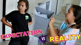 EXPECTATION VS REALITY ″ MORNING ROUTINE ″ SUMMER EDITION ″IT'S ME ALI″