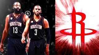 CHRIS PAUL TRADED TO HOUSTON ROCKETS! TEAMING UP WITH JAMES HARDEN! NBA SEASON SIMULATOR!