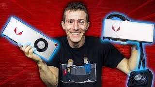 RX Vega 56 & 64 are HERE! Are they HOT or NOT?