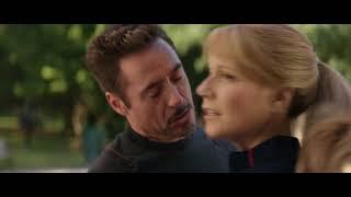 Tony stark meets dr strange avengers infinity war