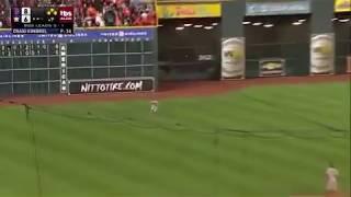 Andrew Benintendi game saving catch | ALCS GAME 4