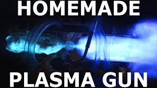 How To Make A Plasma Gun - DIY Homemade