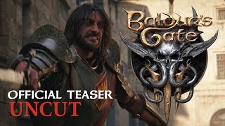 Baldur's Gate 3 - Announcement Teaser - UNCUT
