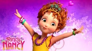 Fancy Nancy Theme Song | Fancy Nancy | Disney Junior