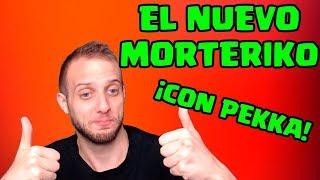 NUEVO MORTERIK0 PARA SUBIR COPAS! | Clash Royale en Español