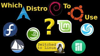 5 Questions to Find Your Linux Distro