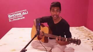 Showkali - Rap - Acoustic cover - Dileep Prashank #AYMRapsmash