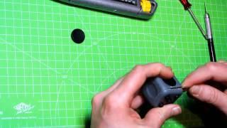 What's inside a Fidget Cube? Original Antsy Labs Teardown