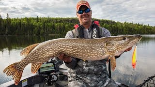 Lake Nipigon Pike Fishing - In-Depth Outdoors TV Season 13, Episode 14
