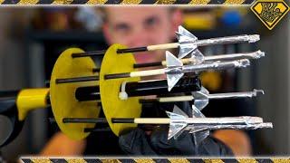 How To Make a ″Rocket Revolver″
