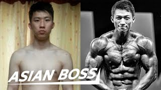 How Steroid Abuse Affected This Korean Bodybuilder | ASIAN BOSS