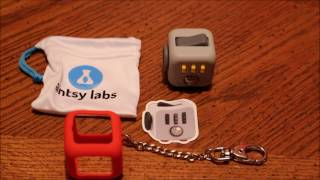 Antsy Labs Fidget Cube Unboxing + Review