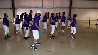 ROLL IT ROLL IT LINE DANCE ( REVISITED) 08.30.2016
