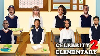 Celebrity Elementary! (PART 2) 😂💀   Random Structure TV