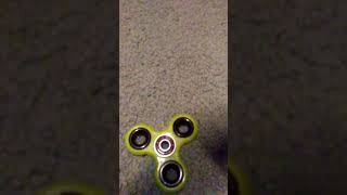 Floating Fidget spinner well kinda😀