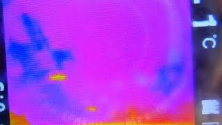 Wind And Clouds Thermal View 774