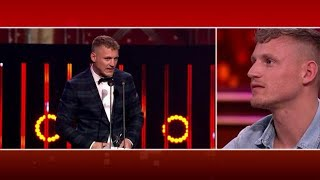 Kaj Gorgels: van r tot Expeditie Robinson-presentator - RTL LATE NIGHT MET TWAN HUYS