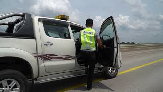High-Precision Foreign Object Debris Detection System for Runway in KL International Airport