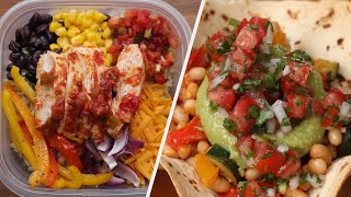 5 Healthy On-The-Go Meals