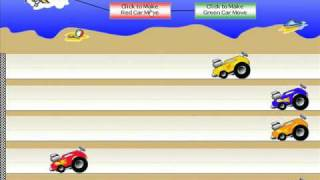 PowerPoint Games - Racing Games