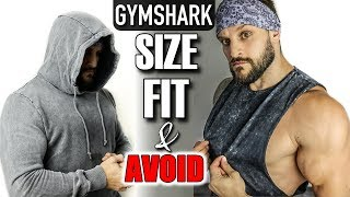 NEW Gymshark 'LIFESTYLE' Haul & Try On | SIZE, FIT & AVOID Guide | Lex Fitness