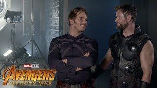 Marvel Studios' Avengers: Infinity War - ″Family″ Featurette