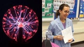 Teach Electricity with a Plasma Ball