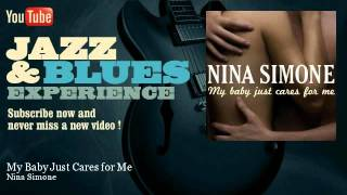 Nina Simone - My Baby Just Cares for Me - cover