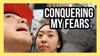 VLOGMAS #2 - CONQUERING MY FEARS