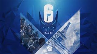 Rainbow Six - Six Major Paris - livestream - day 3