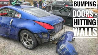 Project Seat Time 350Z EP.3 First Drift Event!