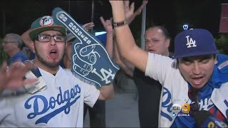 Go Crazy Folks! Dodgers Fans Get Hysterical With Justin Turner Walk-Off