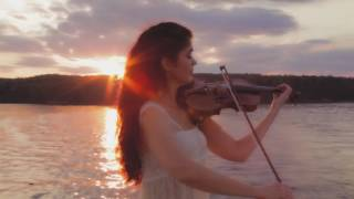 Amy Grant's If These Walls Could Speak(violin cover)by Susan Holloway