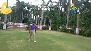 Anoop Rana ji Play Game Sport