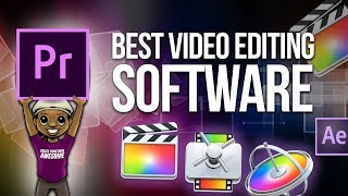 Best Editing Software 2018 For Mac and PC