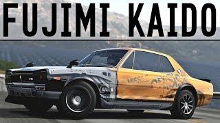 1000HP Drift Missile VS Fujimi Kaido - Forza Cinematic