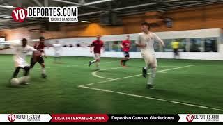Deportivo Cano vs. Gladiadores Semifinal Liga Interamericana
