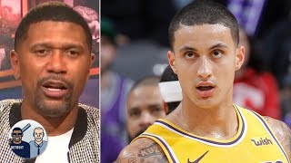 Kyle Kuzma has been the Lakers' second-best player all season - Jalen Rose l Jalen & Jacoby